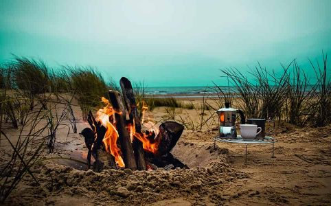 Beach Camping Tips & Tricks