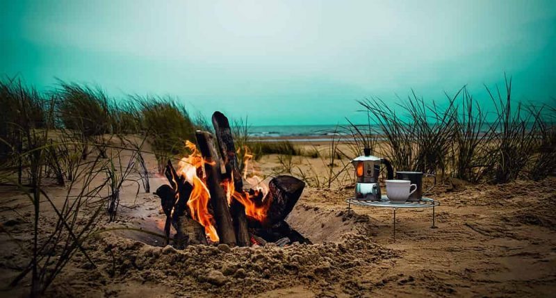 Beach Camping Tips & Tricks