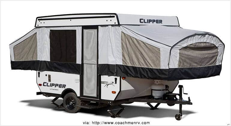 Clipper And Viking Camping Trailers