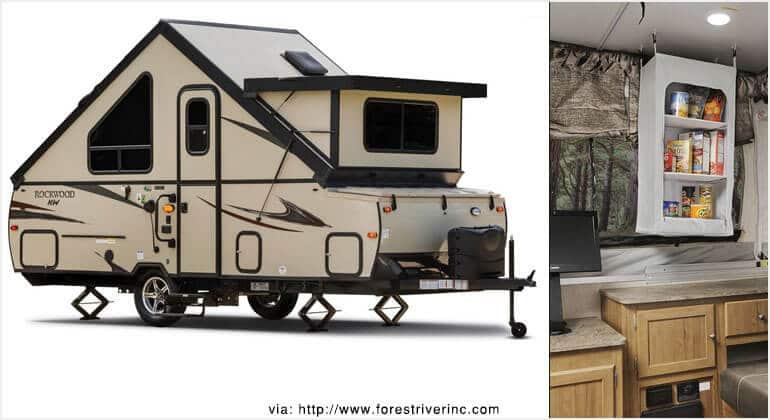 Coleman pop up campers with bathrooms