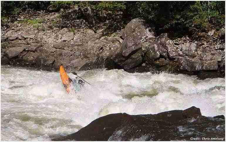 Gauley River Kayaking