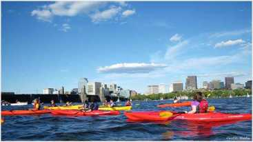 best places to kayak in the us