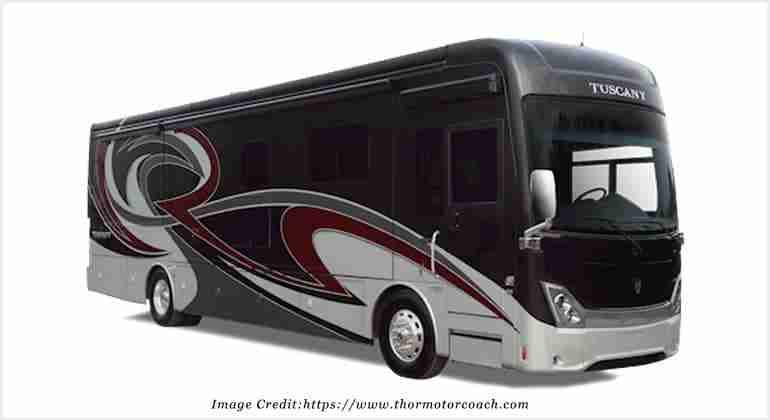 Thor Motor Coach 2019 Tuscany 38SQ