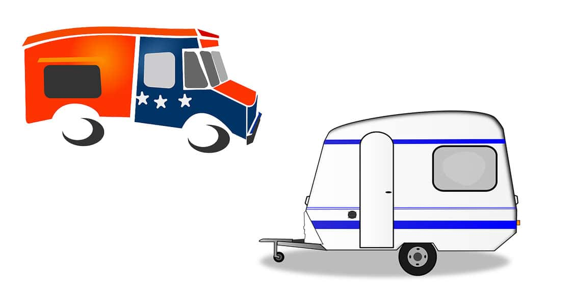 Travel trailer vs Motor-home