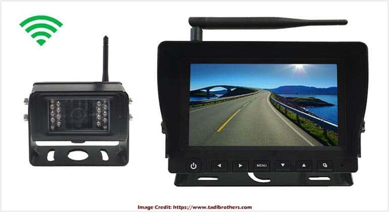 Best RV Backup Camera
