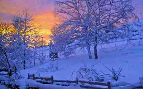 Winter RV Living
