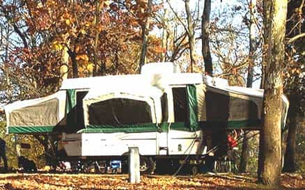 Used Pop Up Campers