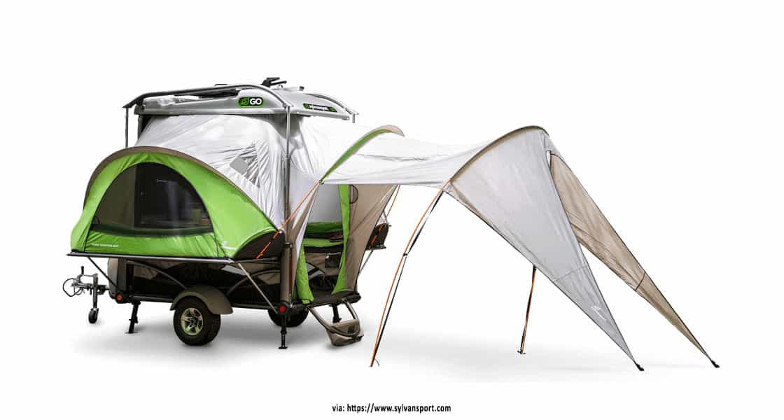 Sylvansport Go Pop-up Camper