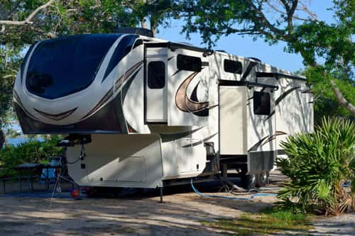 5th Wheel Travel Trailers