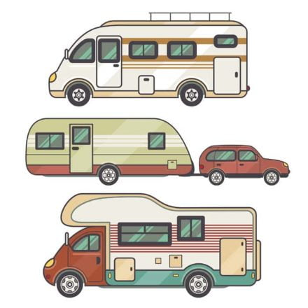 What are the Recreational Vehicles