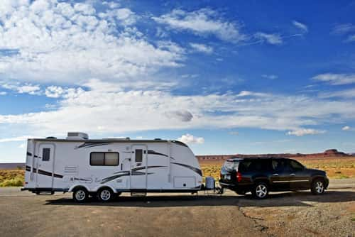 Traditional Travel Trailer